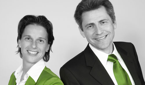 Martina Lassnig-Modl & Karl Schrattenholzer